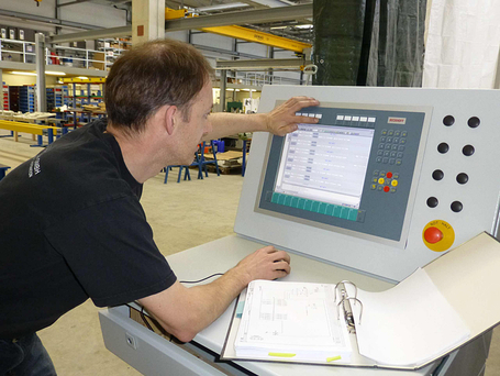 "Quality with the ""Made in Germany"" cachet is not only promised at Hagel Automation, but this claim to quality is also lived and implemented in our daily work."